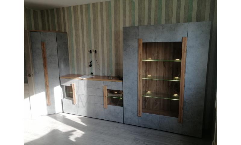 Модульная гостиная Римини, композиция №15