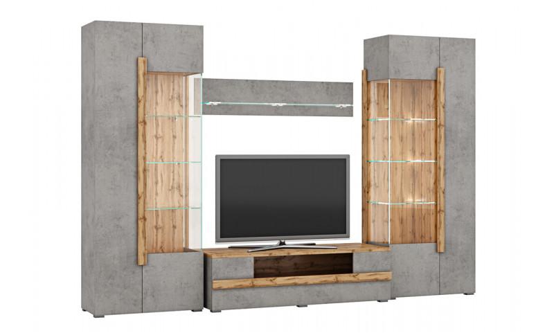 Модульная гостиная Римини, композиция №11