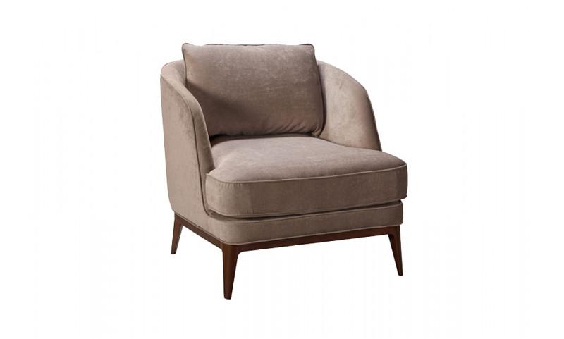 Кресло Окланд Грей