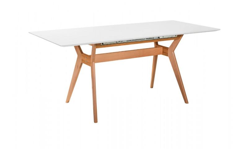 Раскладной стол Нарвик Белый